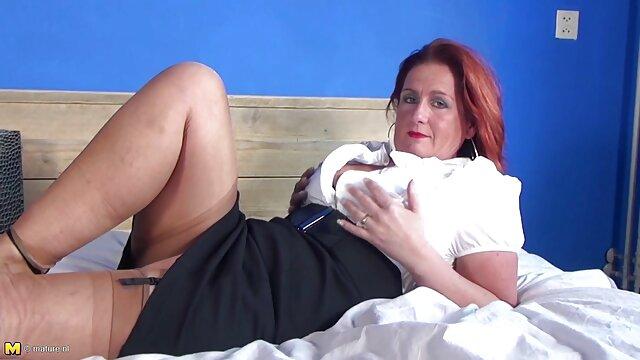 مگدالنا Misty Stone عکس سکسی مالیدن کس را اغوا می کند